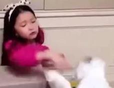 韩国童星上传虐猫视频?拖拽多次连续击打下狠手?动作娴熟惹众怒